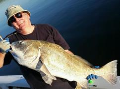 Apalachicola Bay Fishing